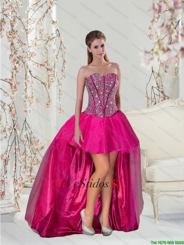 Nueva llegada y acc Rosas fuertes vestidos de baile - €153.46