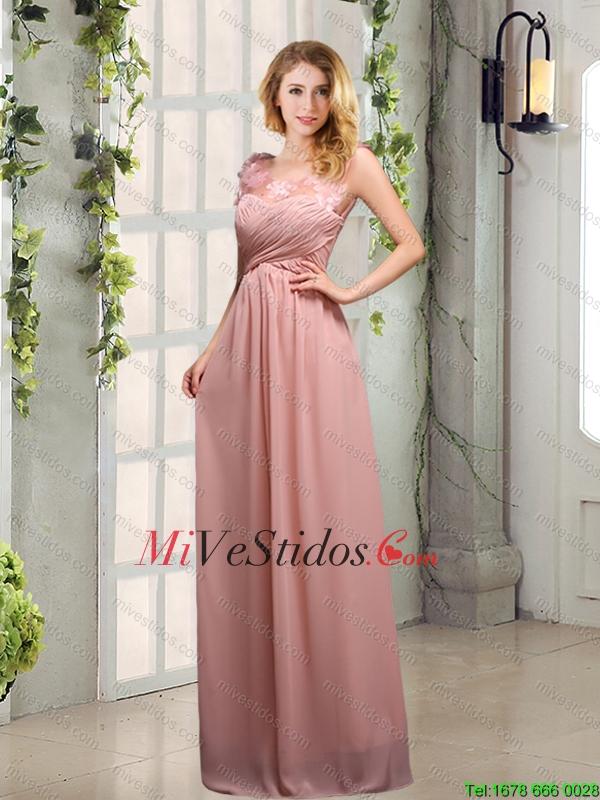 Scoop imperio acanalaba 2015 vestidos de dama de honor decente - €132.46