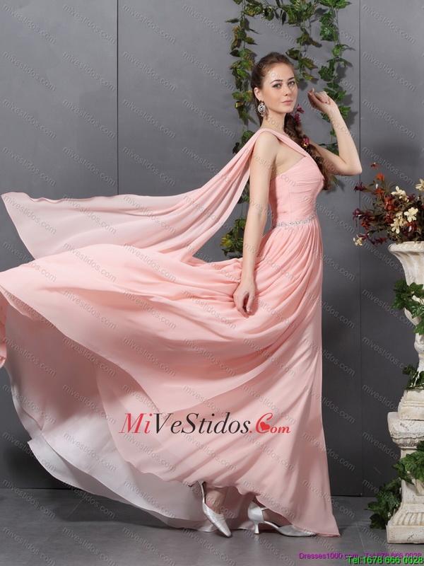 2015 Cómodo cariño vestido de fiesta con Watteau tren - €142.53