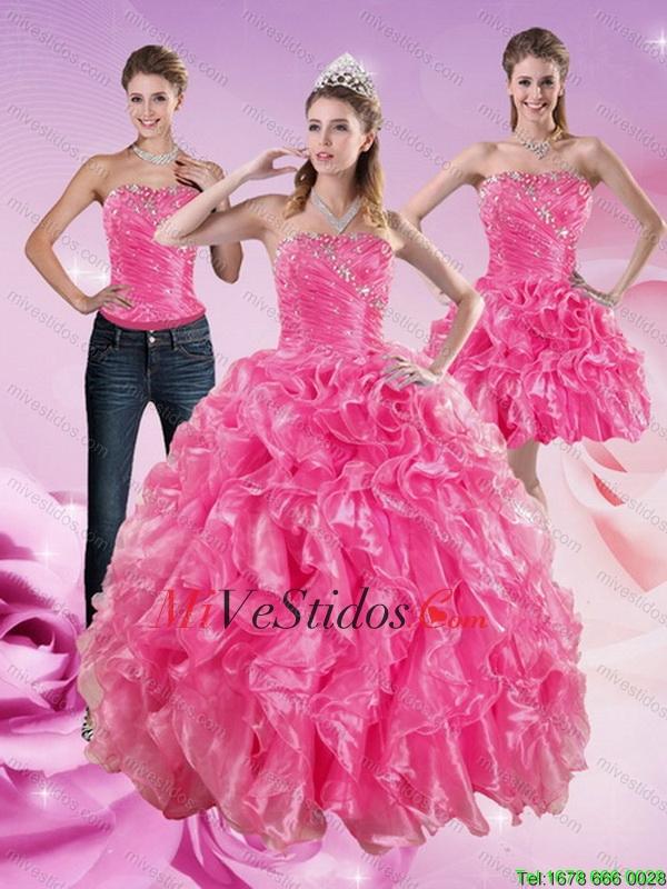 Increíble Vestido De La Dama De Rosa Caliente Ideas Ornamento ...