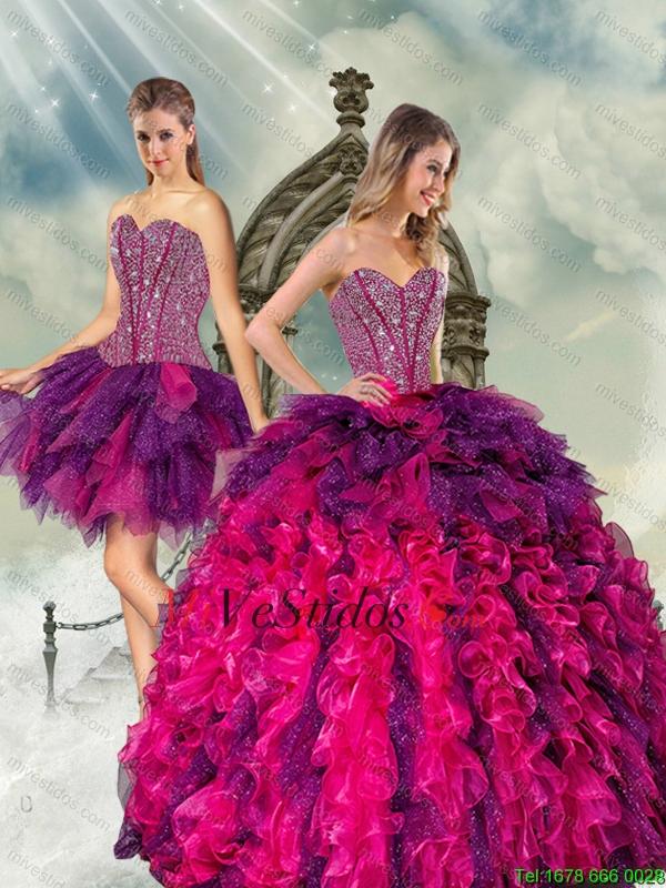 vestidos de 15 desmontable | new quinceanera dresses