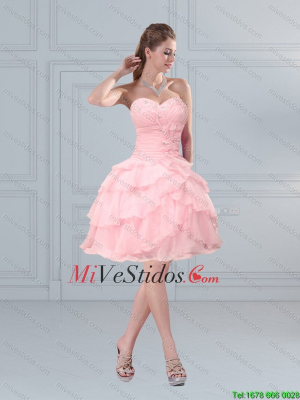 vestidos de color rosado bebe | new quinceanera dresses