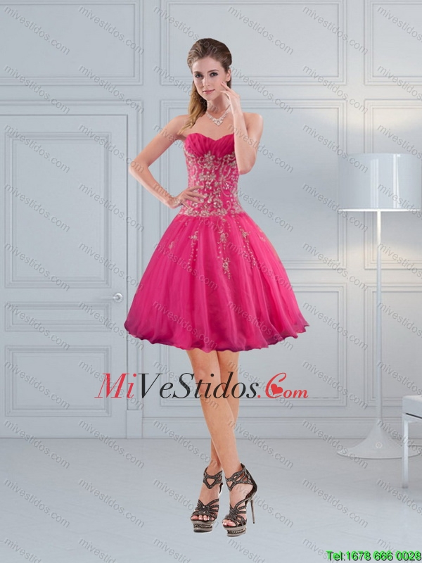 rosa caliente | new quinceanera dresses