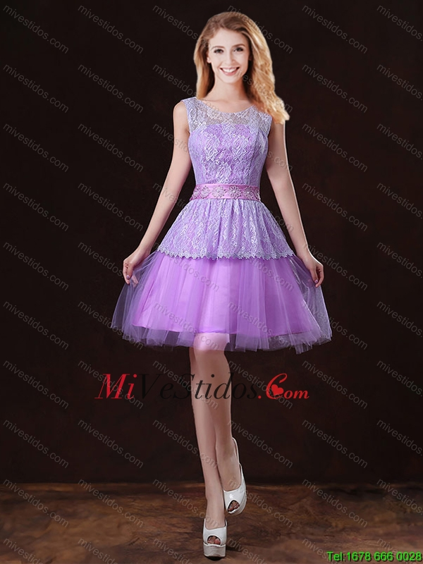 Moderno Sin Tirantes Vestidos De Dama De Color Púrpura Imagen ...