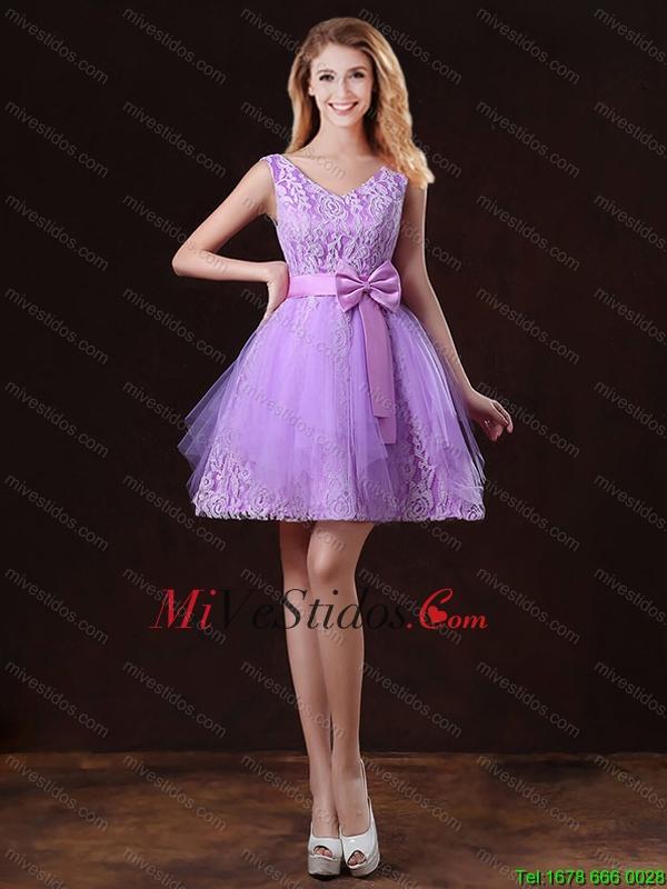 Elegantes vestidos de un hombro Dama con encaje y apliques - €92.44