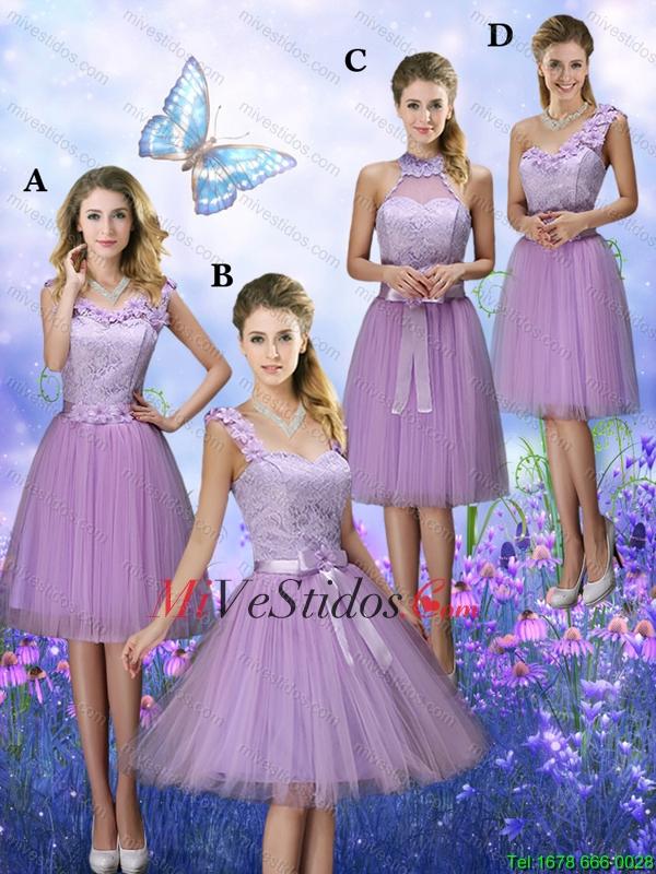 Encantador Vestidos De Dama De Muestras De Color Inspiración ...