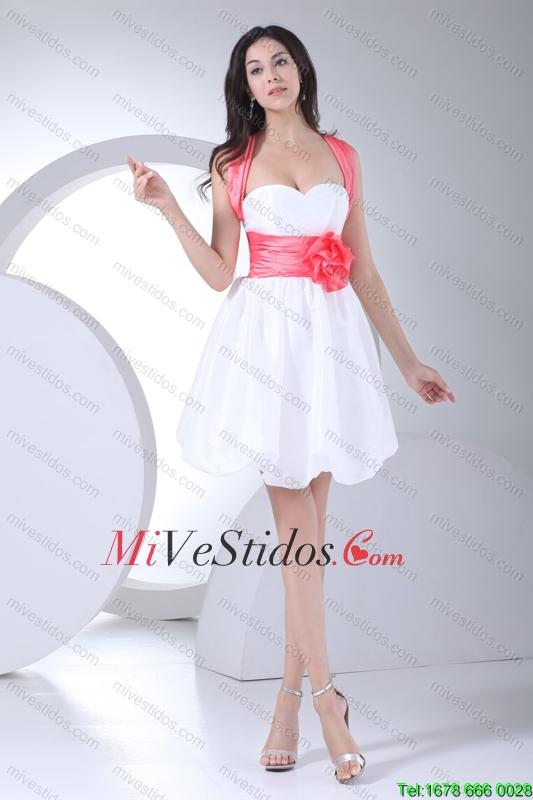 Vestidos para damas de xv blancos