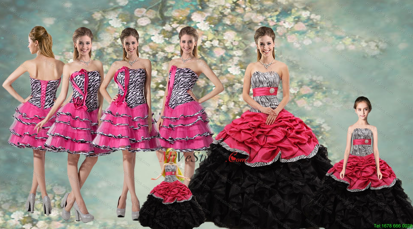 vestido con jacket | new quinceanera dresses