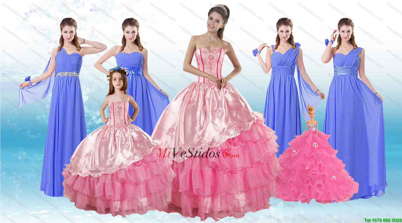 Capas rizadas cariño vestido de quinceañera y elegante acanalaba ...