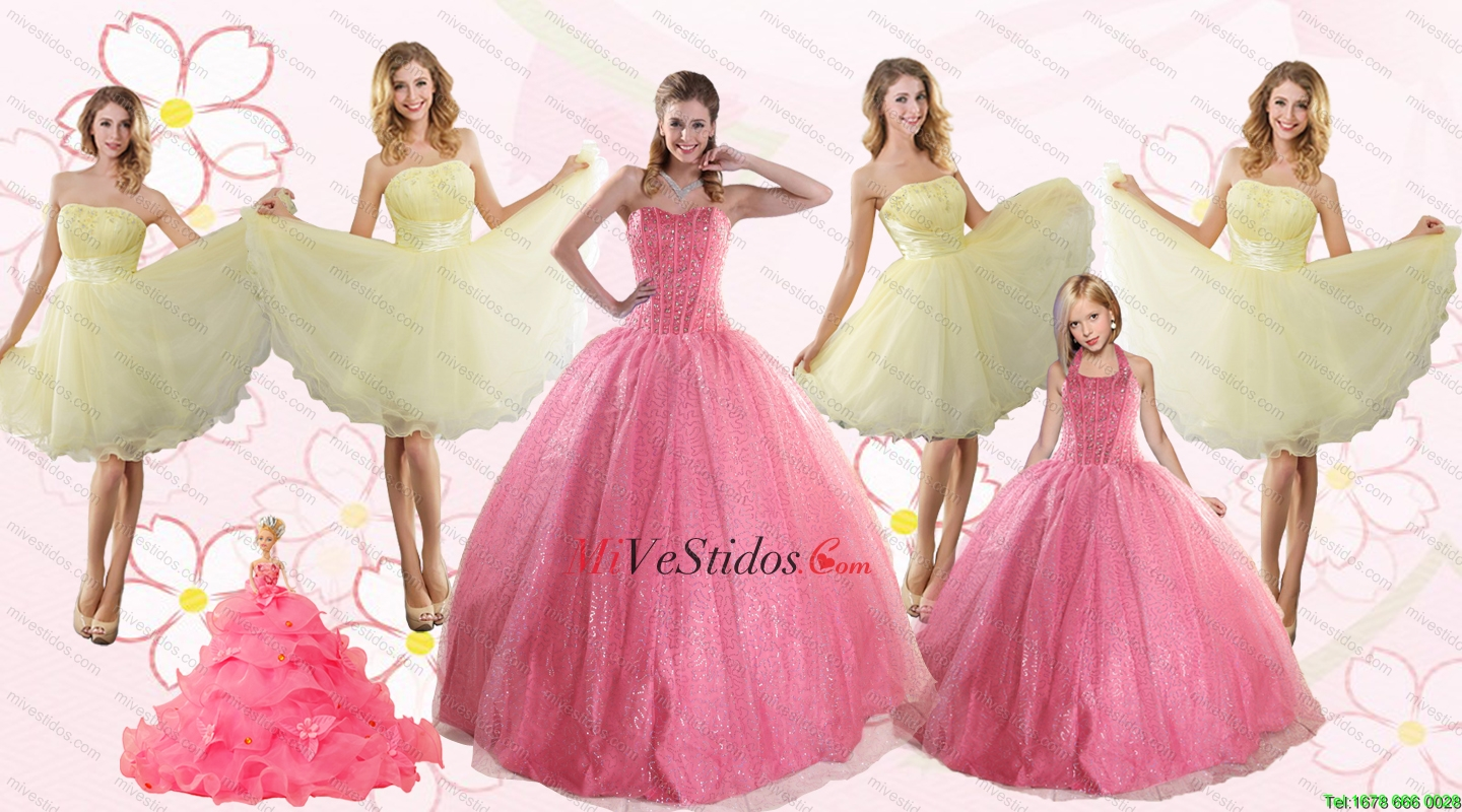 vestido 15 rosa | new quinceanera dresses