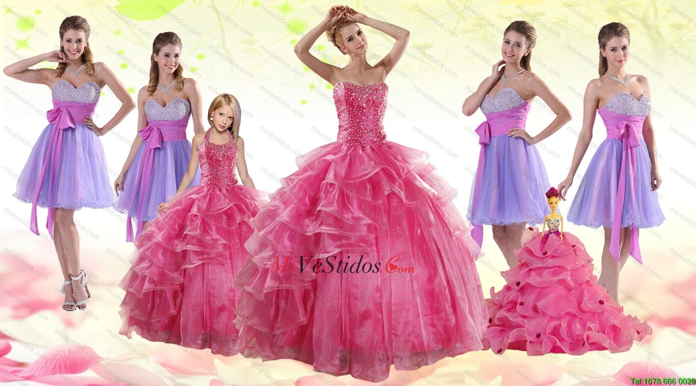 vestidos dama quinceañera | new quinceanera dresses