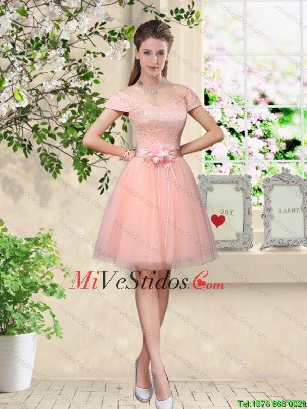 Moderno Vestidos De Dama De Rosa Jr Fotos - Ideas de Vestido para La ...