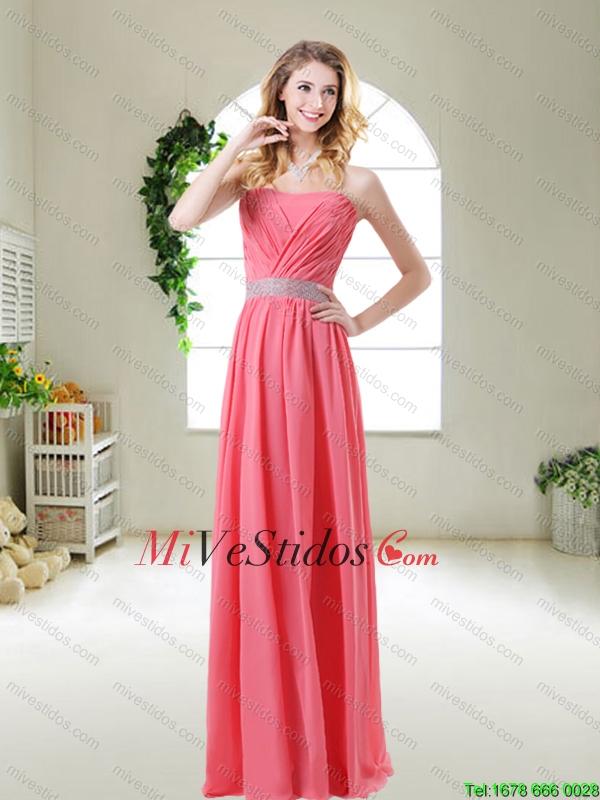 Bonitos un hombro con lentejuelas vestidos de dama de rojo de la ...