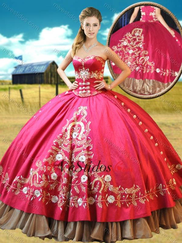 Rojo Vestidos De Quinceañera,Rojo Quinceañera Dresses