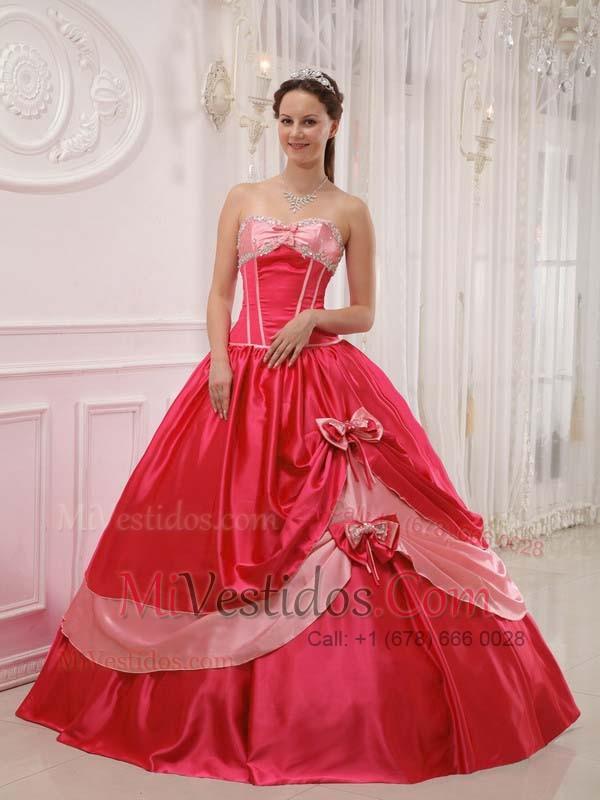 17e84fa3d Elegante Vestido De Fiesta Dulceheart Hasta El Suelo Satén Con Bordado  Vestido De Quinceañera. triumph
