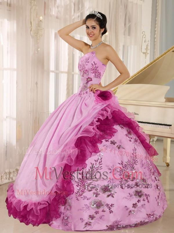 Vestidos De Quinceañera Largos,vestidos de 15 años largos colección ...