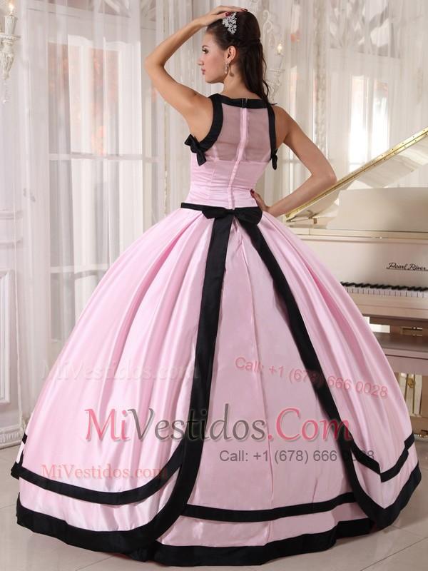 Moderno Vestidos De Fiesta De Color Rosa Bebé Galería - Ideas de ...