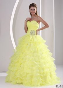 Volantes Dulceheart Y Ruch Quinceaners Gowns para Militar Bola